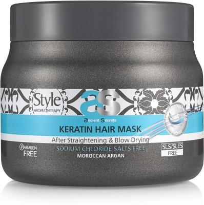 Keratin Style Aromatherapy Cream(500 ml)
