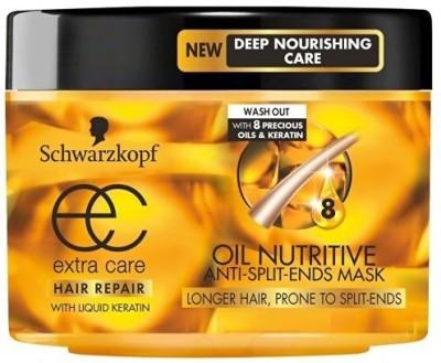 Schwarzkopf Gliss Oil Nutritive Mask Gel(199 ml)  available at flipkart for Rs.695