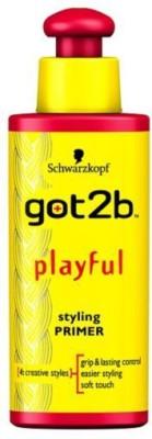 Schwarzkopf Playful Styling Primer Cream(100 ml)