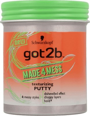 Schwarzkopf Made 4 Mess Texturizing Cream(100 ml)