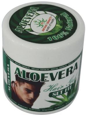 AryanShakti Aloevera   100% Natural   SetFit 100 ml Hair Styler  available at flipkart for Rs.105