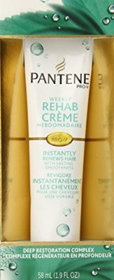 Pantene Pro V Weekly Rehab Creme Hair Styler