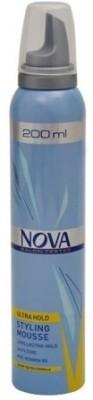 Nova Ultra Hold Mousse Mousse(200 ml)