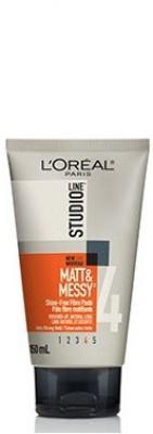 L'Oreal Paris Paris Studio Line Matt & Messy Fibre Paste Extra Strong Hold Paste(150 ml)
