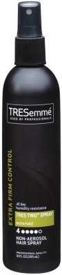 TRESemme Tres Two Extra Hold Non-Aerosol Spray Hair Styler, 10oz