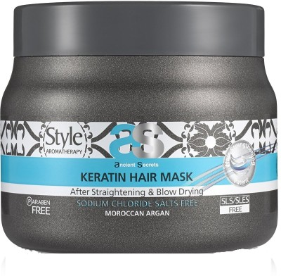 Keratin Style AromaTherapY Mask Cream(100 ml) at flipkart