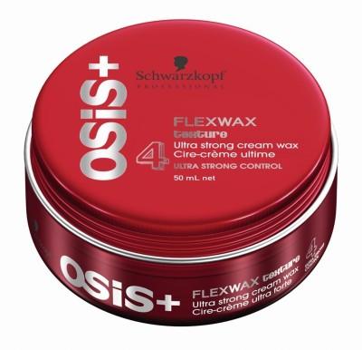 Schwarzkopf OSIS + FLEXWAX Texture 4 Ultra Strong Control Cream Wax Wax(50 ml)