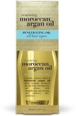 Organix Org Moroccan Argan Oil Penetrating Oil Serum(100 ml)