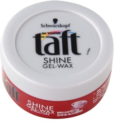Schwarzkopf Taft Shine Wax Hair Styler