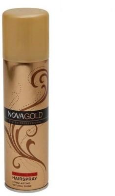 Nova Super Firm Hold Hairspray Spray(400 ml)
