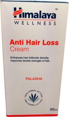 Himalaya Anti Hair Loss Cream Palasha(50 ml)  available at flipkart for Rs.190
