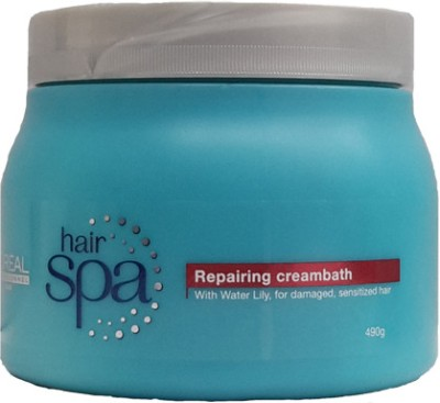 Loreal Paris Hair Spa Repairing Creambath, 490 ml