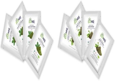 Econiq Organic Indigo and Henna leaf powder(400 g)  available at flipkart for Rs.480