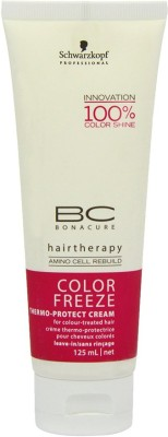 Schwarzkopf Professional BC Bonacure Color Save Thermo Protect Cream(125 ml)  available at flipkart for Rs.484