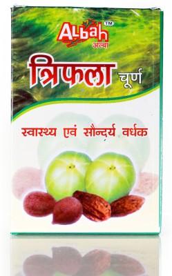 ALBAH Triphala Powder - Ayurvedic Wonder - 100% Natural(200 g)  available at flipkart for Rs.135
