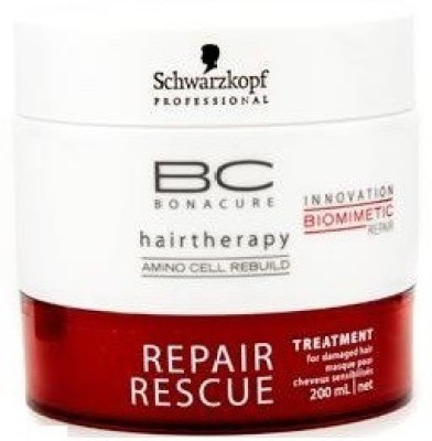 Schwarzkopf Professional BC Repair Rescue Treatment(200 ml)  available at flipkart for Rs.827