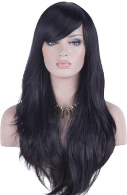 Kabello Long Hair Wig(Women) at flipkart
