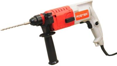 Foster-FHD-26RE-850W-Rotary-Hammer-Drill-(With-2-Chisel-3-SDS-Bits)