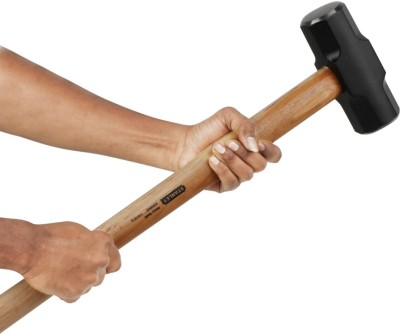 Stanley-95IB56608-8lbs-Hickory-Handle-Sledge-Hammer