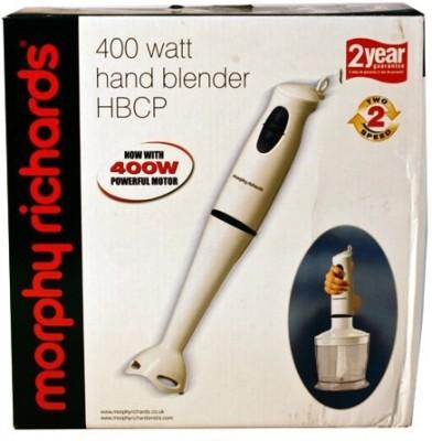 Morphy Richards HBCP 1200 W Hand Blender(Multicolor) at flipkart