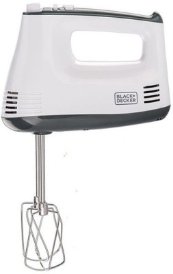 Black & Decker M350 300 W Hand Blender(White)