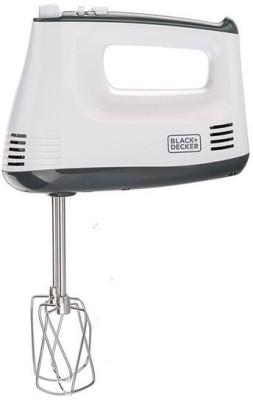 Black & Decker M350- B5 300 W Hand Blender(White)