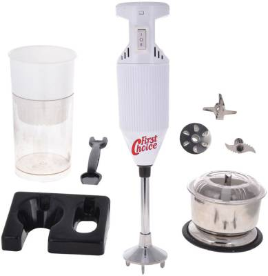 First-Choice-200W-Hand-Blender-With-Attachment