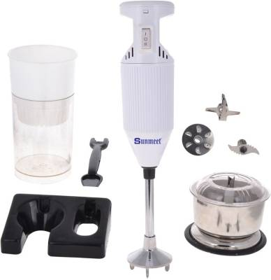 Sunmeet-200W-Blender-With-Attachment