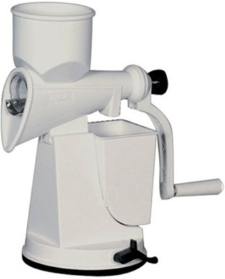 Nexus Fruit Easy Juicer Plastic Hand Juicer(White Pack of 1) at flipkart