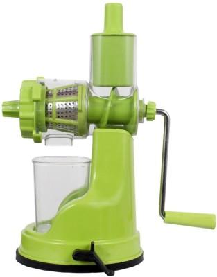 Wonder World Plastic Hand Juicer(Green Pack of 1) at flipkart