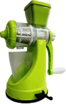 Ultimate Plastic Hand Juicer(Green, White Pack of 1) at flipkart