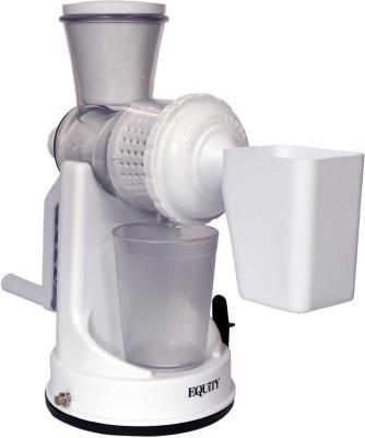 Equity Plastic Hand Juicer(White Pack of 1) at flipkart
