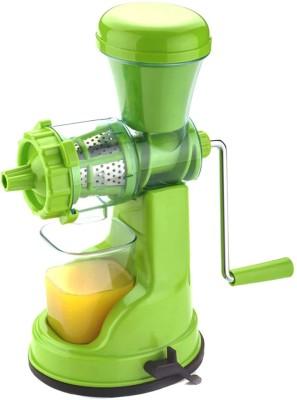 Jen Ultimate Green Plastic Hand Juicer(Green Pack of 1) at flipkart