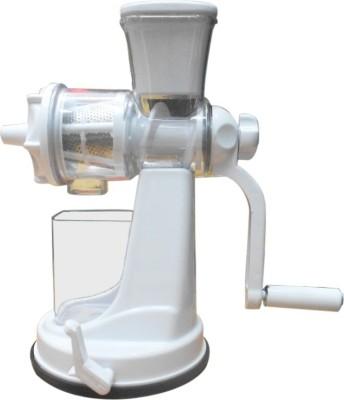 Being Trendy Plastic Hand Juicer(White Pack of 1) at flipkart