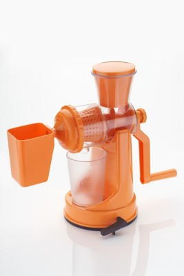 Filson Fruit & vegetable Plastic Hand Juicer(Orange Pack of 1) at flipkart