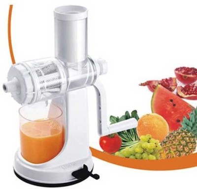 Being Trendy Plastic Hand Juicer(White Pack of 1) at flipkart