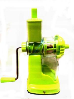 Palakz Plastic, Steel Hand Juicer(Green) at flipkart