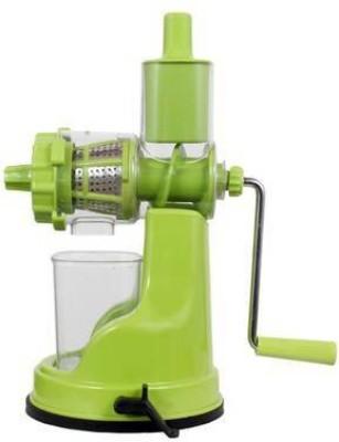 Ultimate Polypropylene Hand Juicer(Green) at flipkart