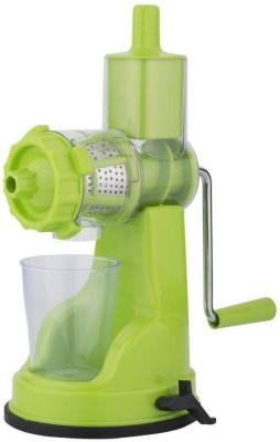 Being Trendy Plastic Hand Juicer(Green Pack of 1) at flipkart