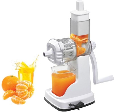Gadgetbucket Plastic Hand Juicer(White) at flipkart