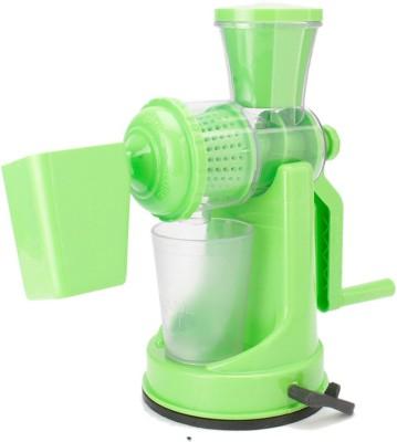 Amiraj Plastic Hand Juicer(Green Pack of 1) at flipkart