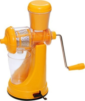 Hariom Enterprises Plastic Hand Juicer(Multicolor Pack of 1) at flipkart