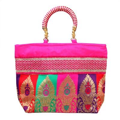 Ambrai Hand-held Bag(Pink)