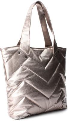 Puma 7072302 Women Silver Hazard Shopper Tote Bag - Best Price in ... dc91a496af7