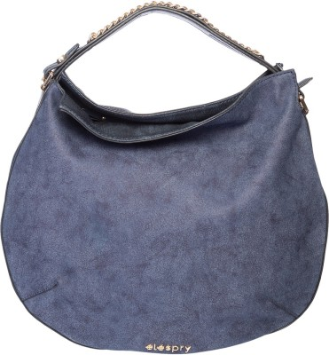 Elespry Hand-held Bag(Blue)