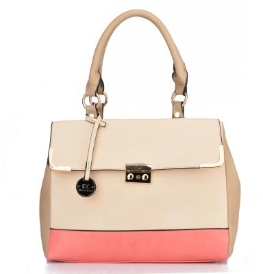 Diana Korr Women Pink, Beige Hand held Bag Diana Korr Handbags