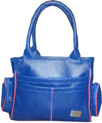 Barsha Hand-held Bag(Blue)