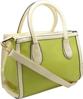 Hi Look Hand-held Bag(Green)