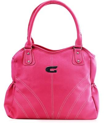 Fieesta Hand-held Bag(Pink)