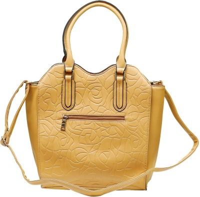 Optionsdesign Hand-held Bag(Gold)